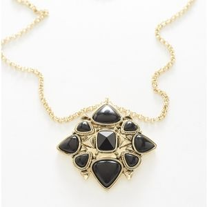 House of Harlow 14k gold plated necklace
